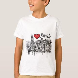 I Liebe München T-Shirt