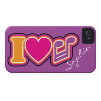I LIEBE-MUSIK iPhone 4 COVER