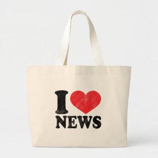 I Liebe-Nachrichten Taschen