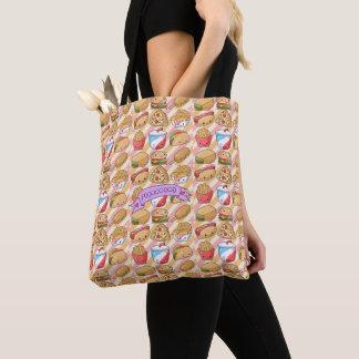 I Liebe-Nahrung Tasche