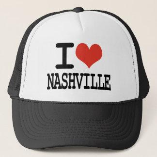 I Liebe Nashville Truckerkappe