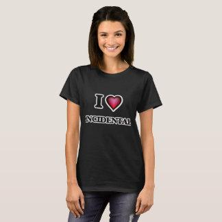 I Liebe-Nebensächlichkeit T-Shirt