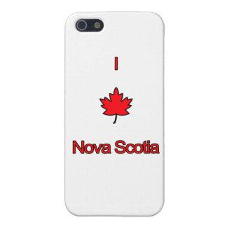 I Liebe Neuschottland Hülle Fürs iPhone 5