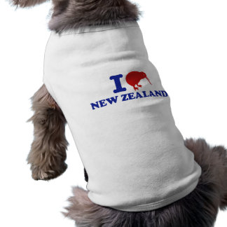 I Liebe Neuseeland Top