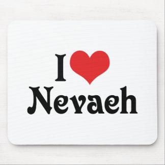 I Liebe Nevaeh Mauspad