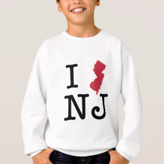 I Liebe New-Jersey Sweatshirt