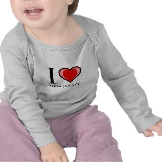 I Liebe New-Jersey T Shirts
