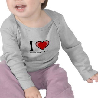 I Liebe New-Mexiko T-Shirts