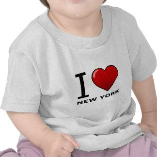 I LIEBE NEW YORK HEMD