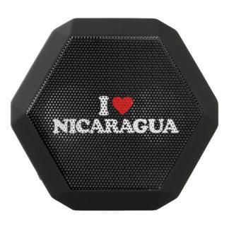 I LIEBE NICARAGUA SCHWARZE BLUETOOTH LAUTSPRECHER