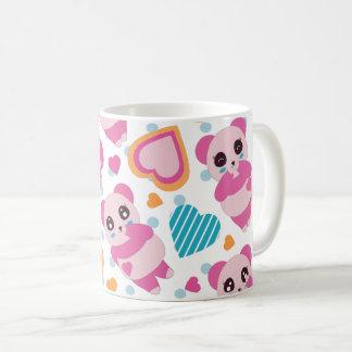 I Liebe-niedliche Pandas Kaffeetasse