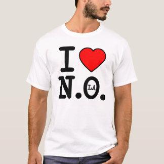 I Liebe NOLA-T - Shirt