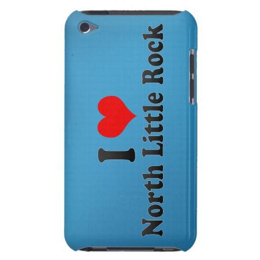 I Liebe Nord Little Rock, Vereinigte Staaten iPod Touch Etuis