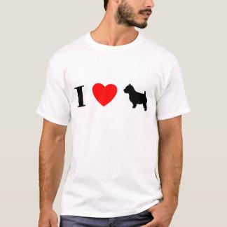 I Liebe-Norwich-Terrier-T - Shirt