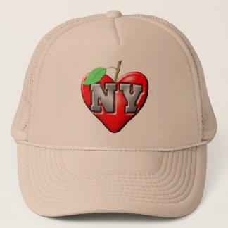 I Liebe NY Truckerkappe