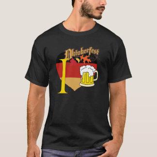 I Liebe Octoberfest T - Shirt