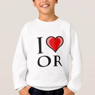 I Liebe ODER - Oregon Sweatshirt