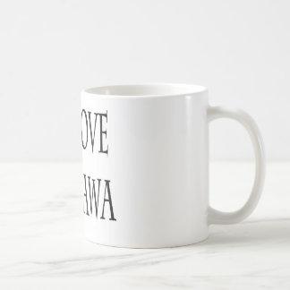 I Liebe Okinawa Kaffeetasse