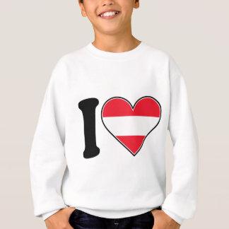 I Liebe Österreich Sweatshirt