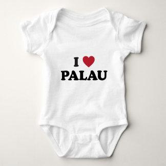 I Liebe Palau Baby Strampler