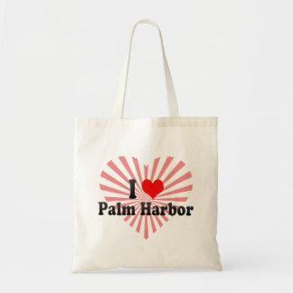 I Liebe Palm Harbor, Vereinigte Staaten Tragetasche
