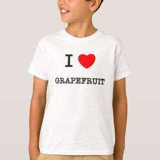 I Liebe PAMPELMUSE (Nahrung) T-Shirt