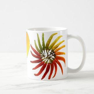 I Liebe-Paprikaschoten Kaffeetasse