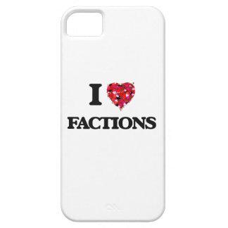 I Liebe-Parteien iPhone 5 Hüllen