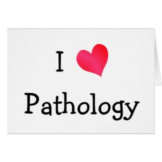 I Liebe-Pathologie Karte