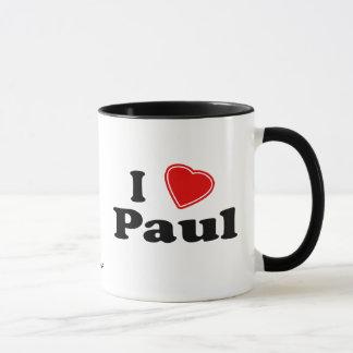 I Liebe Paul Tasse