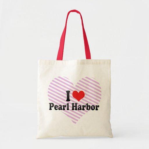 I Liebe-Pearl Harbor Tasche