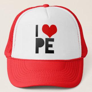 I Liebe PET Truckerkappe