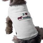 I Liebe-Pferd plus - Haustier-Kleid Haustier Tshirt