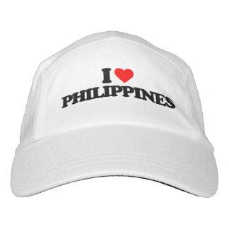 I LIEBE PHILIPPINEN HEADSWEATS KAPPE