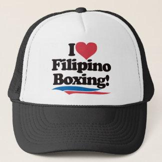 I Liebe-philippinisches Verpacken Truckerkappe