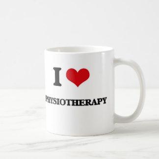 I Liebe-Physiotherapie Kaffeetasse