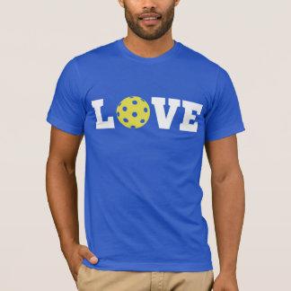 I Liebe Pickleball T-Shirt