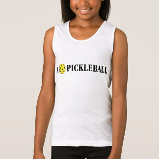 I Liebe Pickleball Tank Top