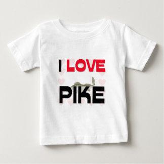 I Liebe Pike Baby T-shirt