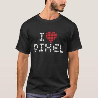 I Liebe-Pixel T-Shirt