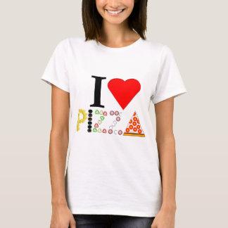 I Liebe-Pizza T-Shirt