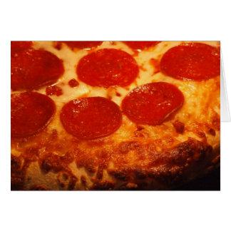 I Liebe-Pizza und Sie Karte
