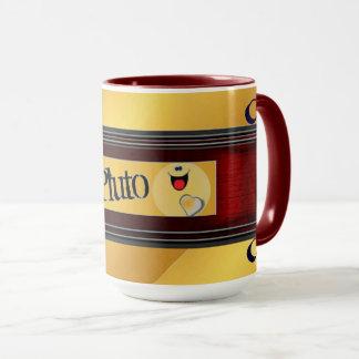 I Liebe Pluto Tasse