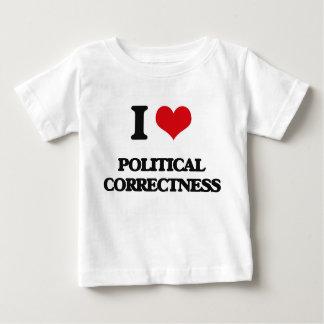 I Liebe-politische Korrektheit T-shirt
