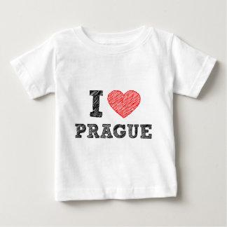 I Liebe Prag Baby T-shirt