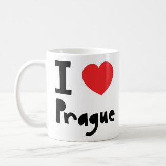 I Liebe Prag Kaffeetasse