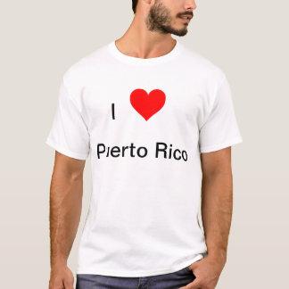 I Liebe Puerto Rico T-Shirt