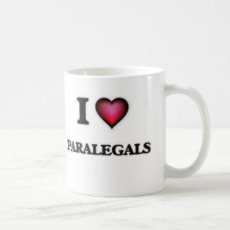 I Liebe-Rechtsassistenten Kaffeetasse