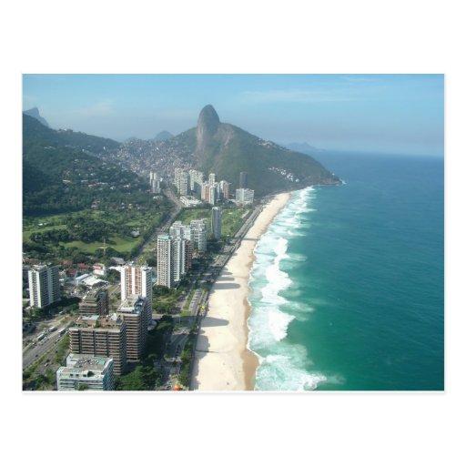 I Liebe Rio de Janeiro Postkarten