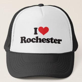 I Liebe Rochester Truckerkappe